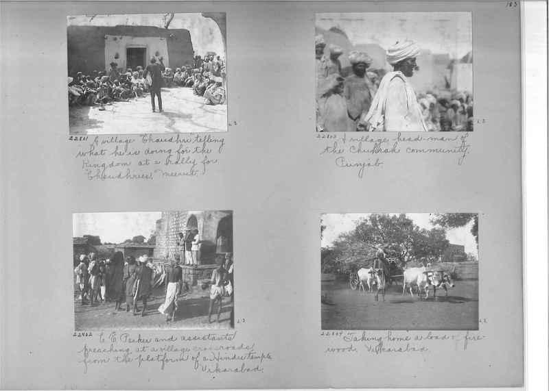 Mission Photograph Album - India #03 page_0151