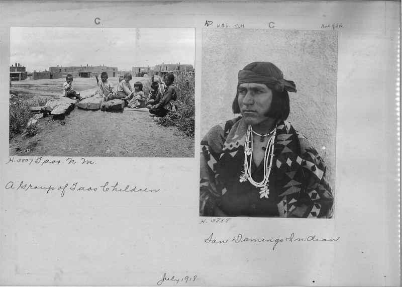 Mission Photograph Albums - Indians #1 page 0048