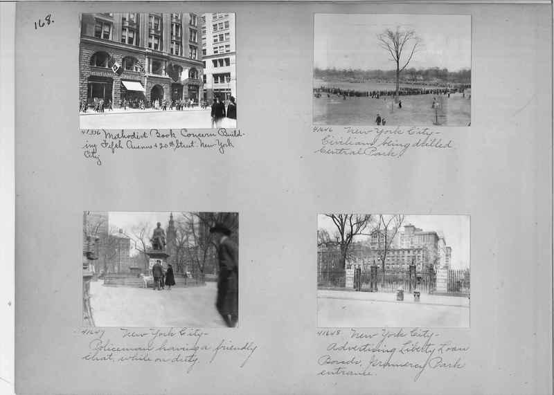Mission Photograph Album - America #3 page 0168