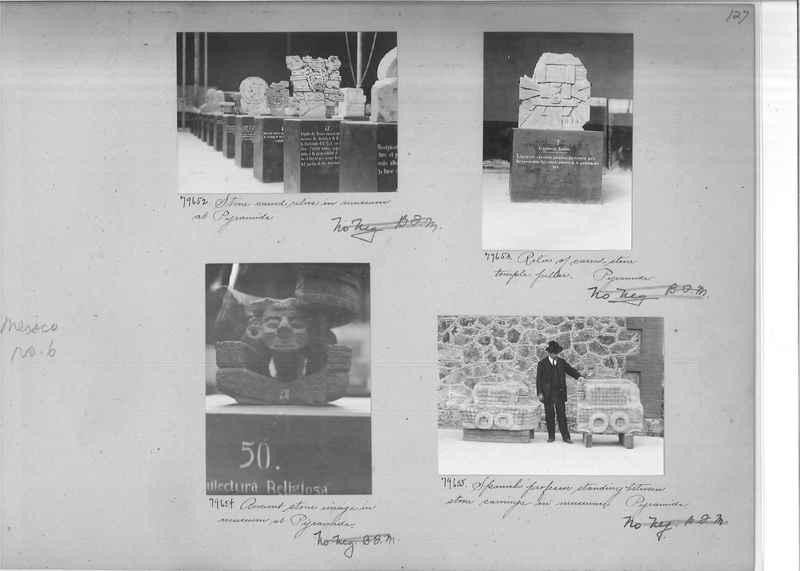 Mission Photograph Album - Mexico #06 page 0127