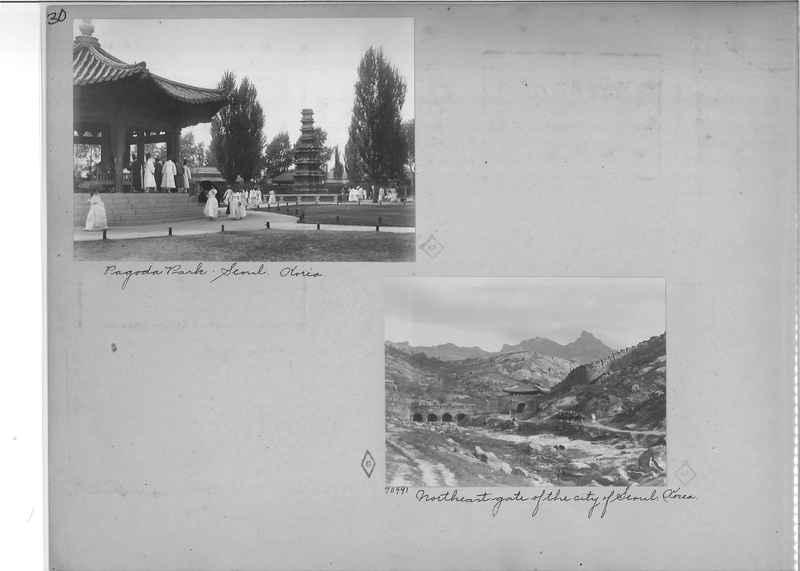 Mission Photograph Album - Korea OP #1 page 0030