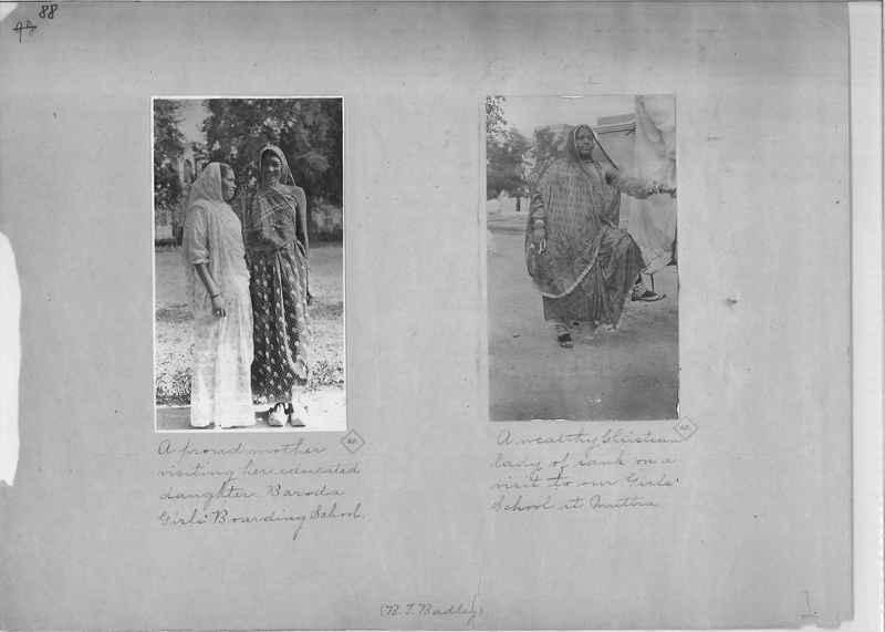 Mission Photograph Album - India - O.P. #01 Page 0088
