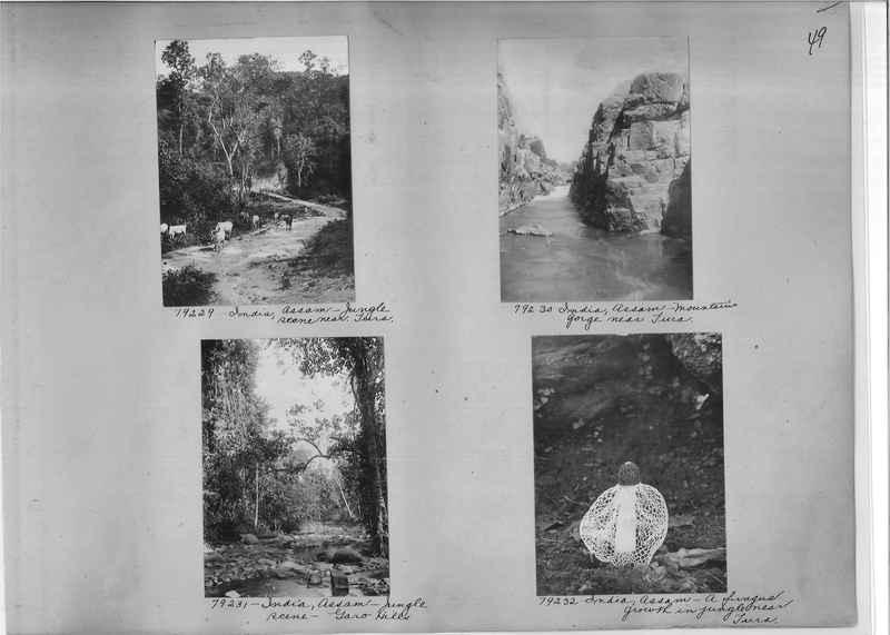 Mission Photograph Album - India #09 Page 0049