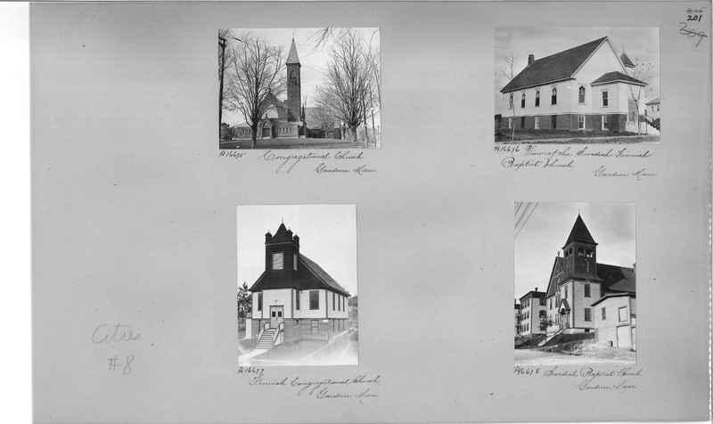 Mission Photograph Album - Cities #8 page 0201
