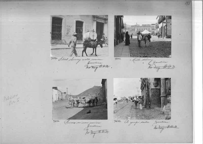 Mission Photograph Album - Mexico #05 page 0193
