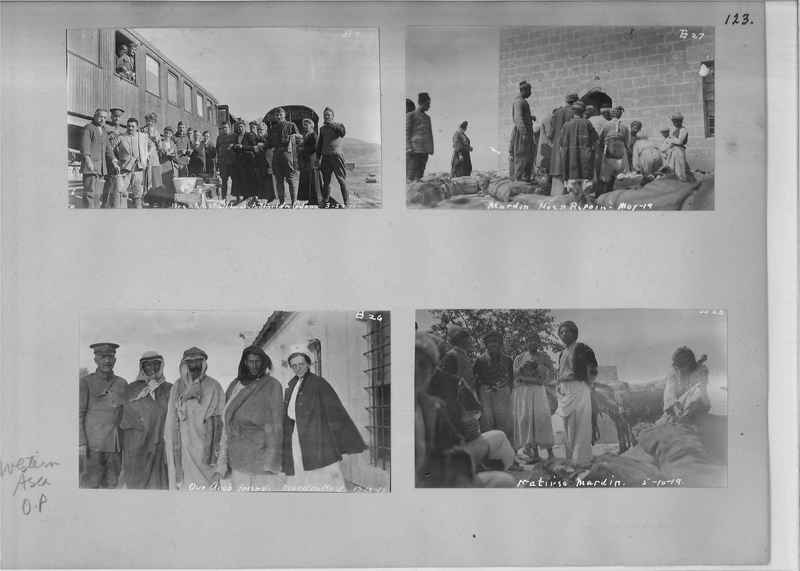 Mission Photograph Album - Western Asia - O.P. - #01 page_0123