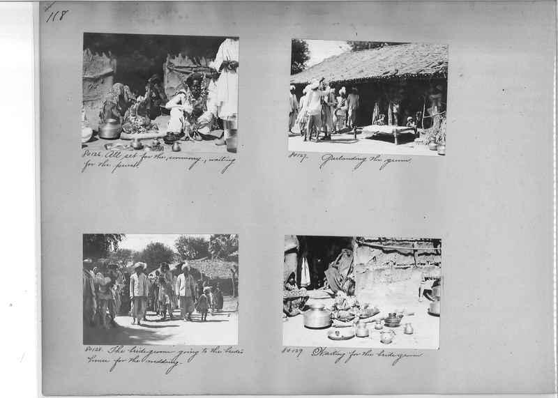 Mission Photograph Album - India #09 Page 0118