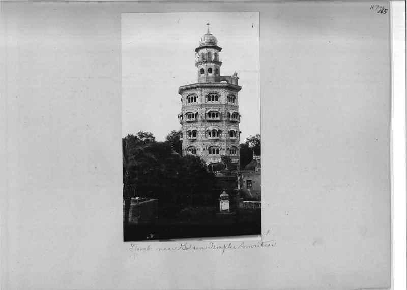 Mission Photograph Album - India - O.P. #01 Page 0165