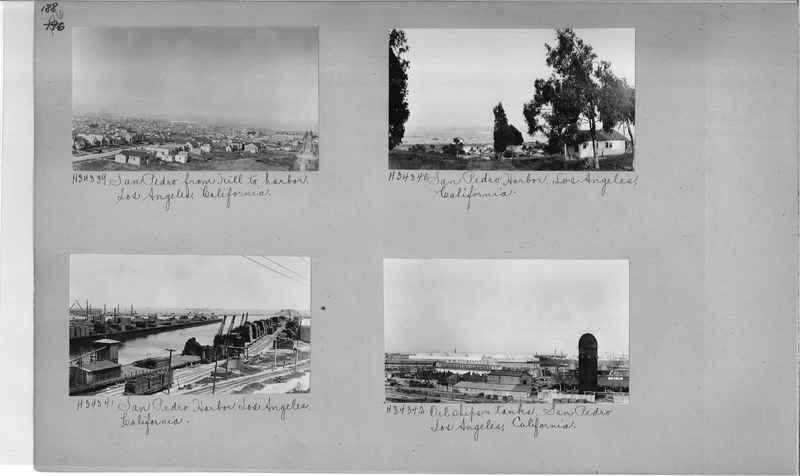 Mission Photograph Album - Cities #15 page 0188