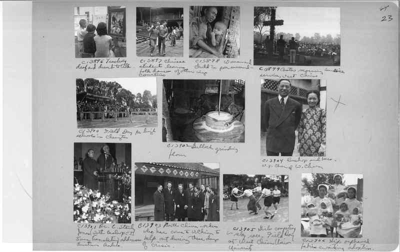 Mission Photograph Album - China #20 page 0023