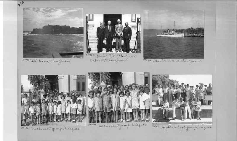 Mission Photograph Album - Puerto Rico #3 page 0212