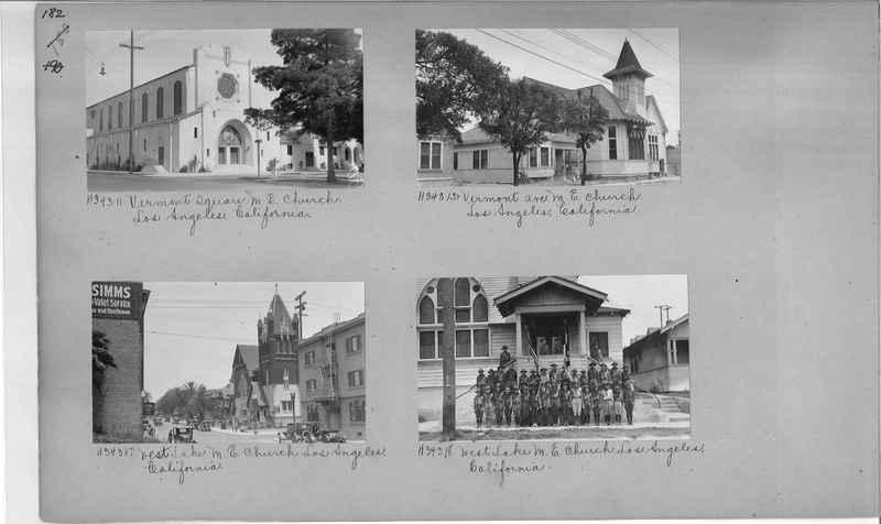 Mission Photograph Album - Cities #15 page 0182