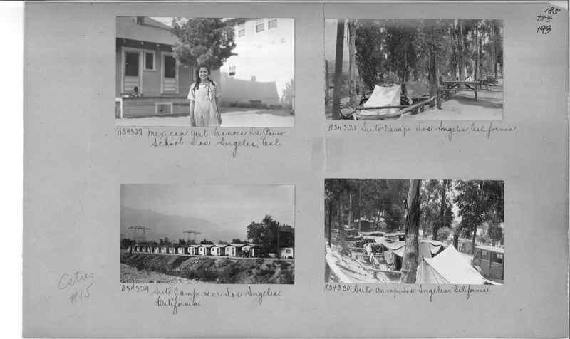 Mission Photograph Album - Cities #15 page 0185