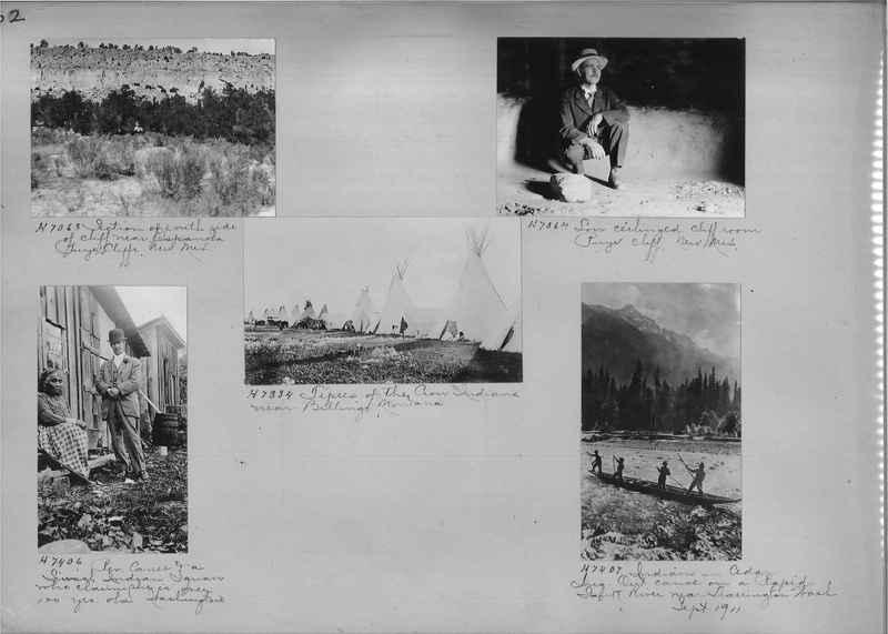 Mission Photograph Albums - Indians #1 page 0162