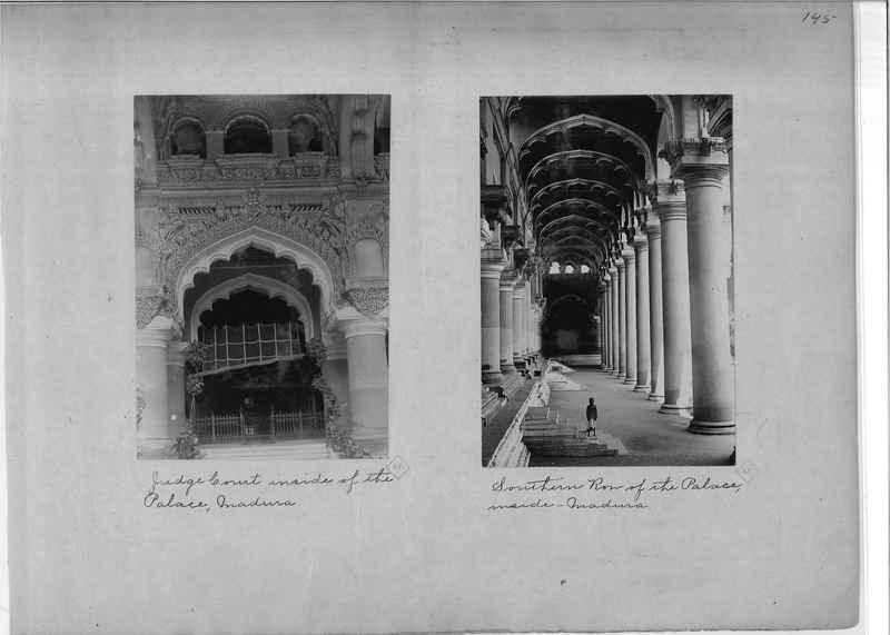 Mission Photograph Album - India - O.P. #01 Page 0145