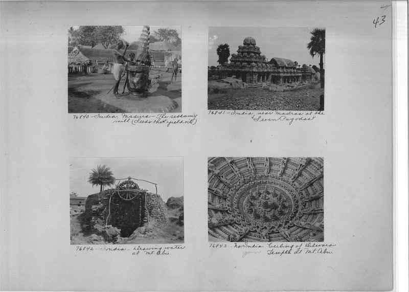 Mission Photograph Album - India #09 Page 0043