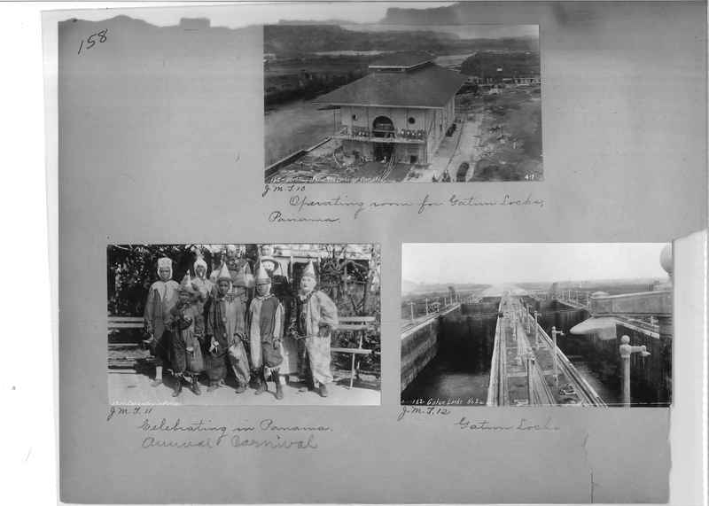 Mission Photograph Album - Panama #02 page 0158