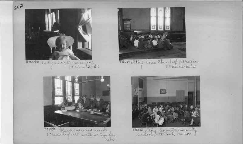 Mission Photograph Album - Cities #16 page 0202