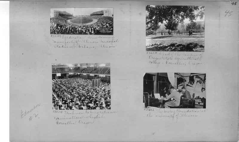 Mission Photograph Album - Education #2 page 0045