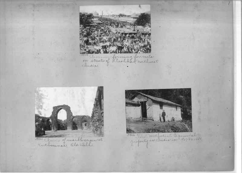 Mission Photograph Album - India #03 page_0001