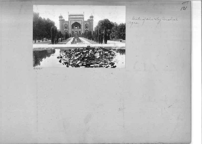 Mission Photograph Album - India #08 Page 0121