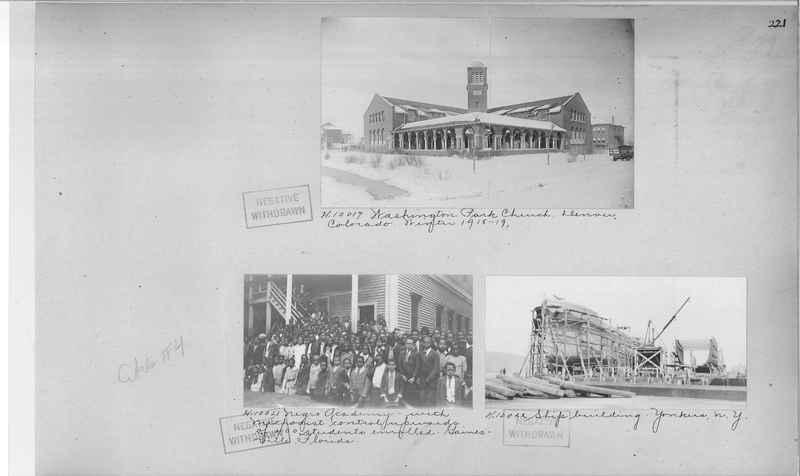 Mission Photograph Album - Cities #4 page 0221