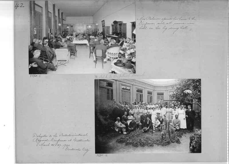 Mission Photograph Album - Panama #04 page 0042