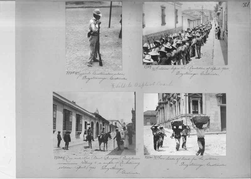 Mission Photograph Album - Panama #04 page 0031