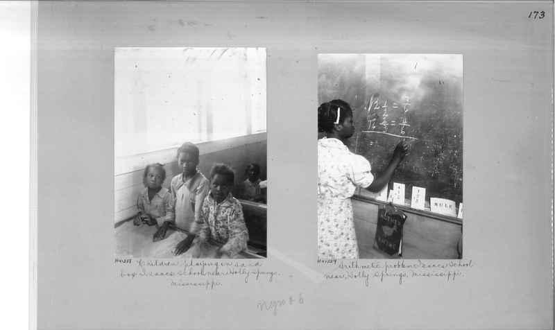 Mission Photograph Album - Negro #6 page 0173
