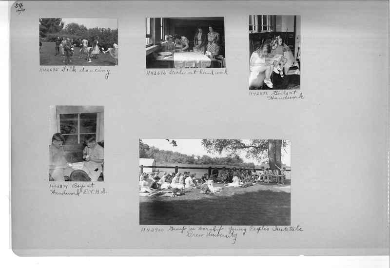 Mission Photograph Album - Religious Education #2 page 0054