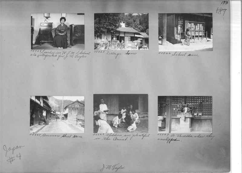 Mission Photograph Album - Japan #04 Page 0193
