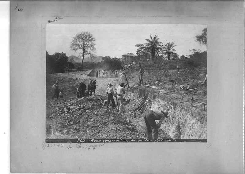 Mission Photograph Album - Panama OP #01 0024