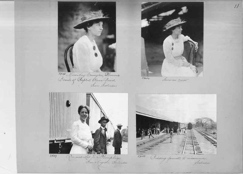 Mission Photograph Album - Panama #04 page 0011