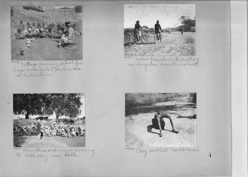 Mission Photograph Album - India #03 page_0168