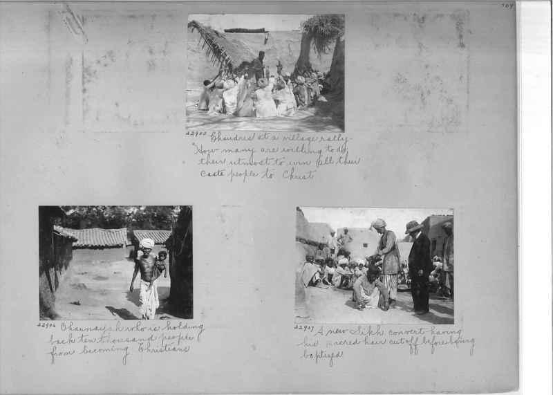Mission Photograph Album - India #03 page_0177