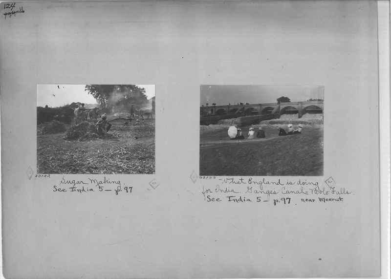 Mission Photograph Album - India - O.P. #01 Page 0124