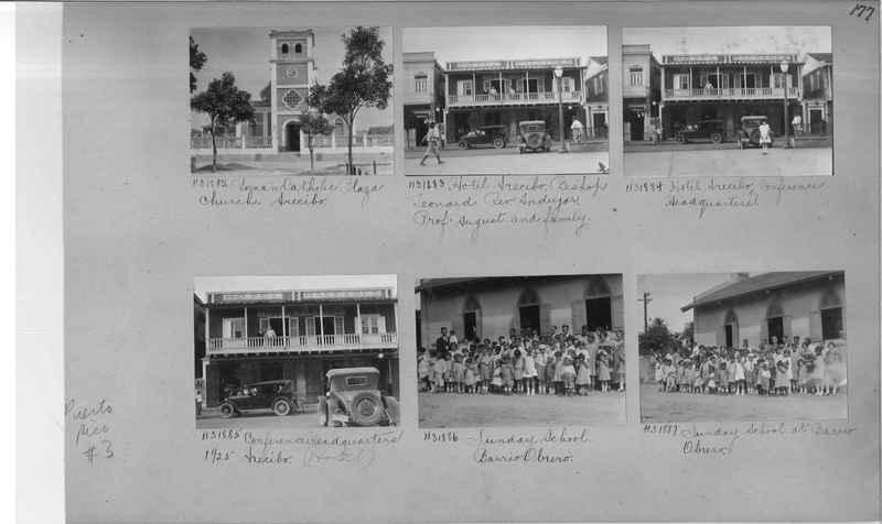 Mission Photograph Album - Puerto Rico #3 page 0177