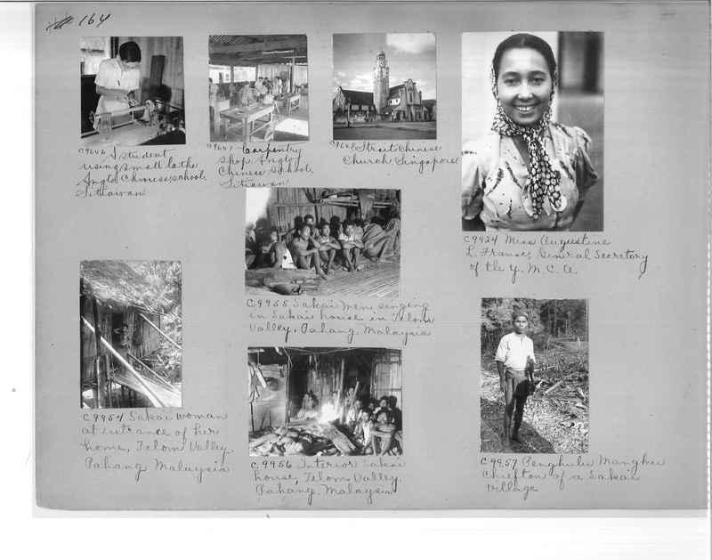 Mission Photograph Album - Malaysia #7 page 0164