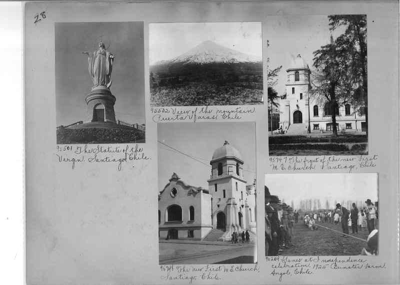Misson Photograph Album - South America #8 page 0028