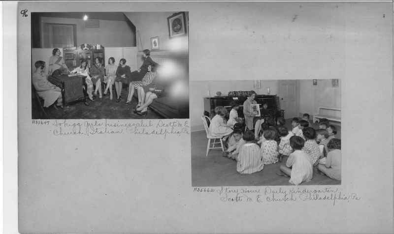 Mission Photograph Album - Cities #16 page 0096