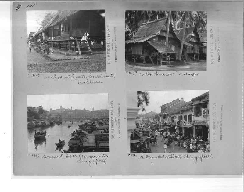 Mission Photograph Album - Malaysia #7 page 0106