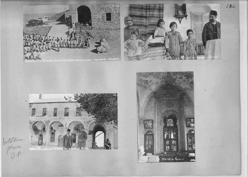 Mission Photograph Album - Western Asia - O.P. - #01 page_0131