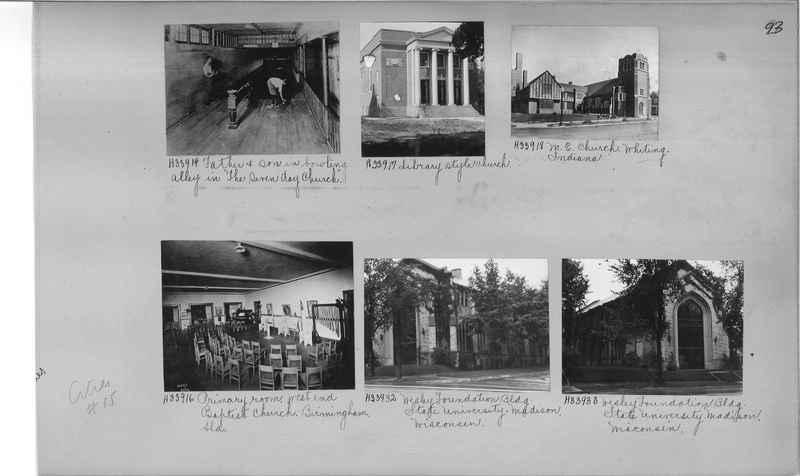 Mission Photograph Album - Cities #15 page 0093