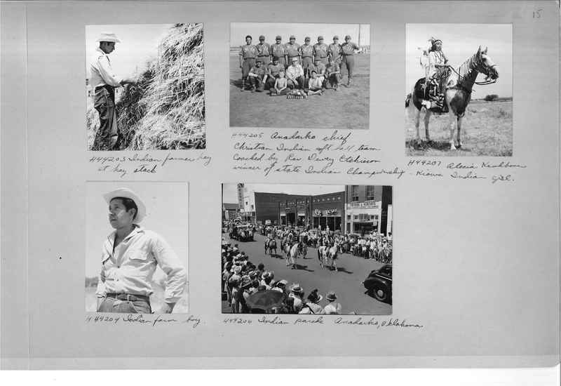Mission Photograph Albums - Indians #3 Page_0015