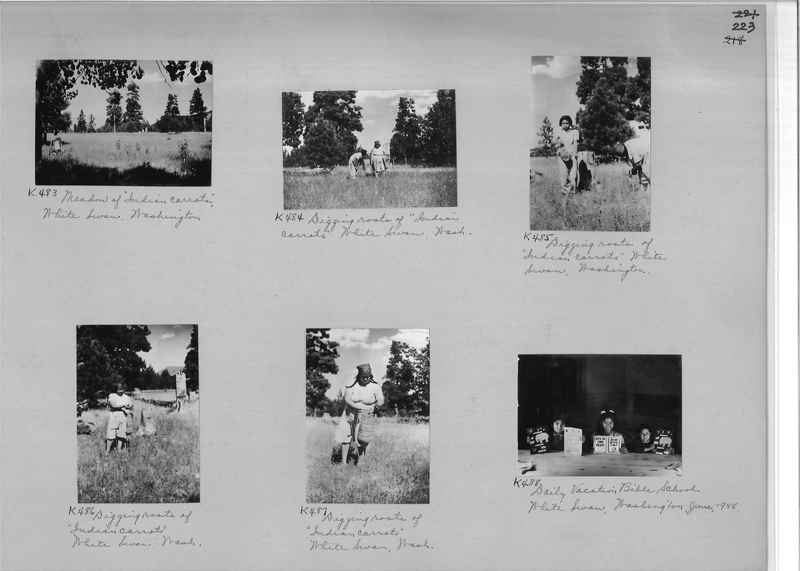 Mission Photograph Album - Indians #2 page_0223