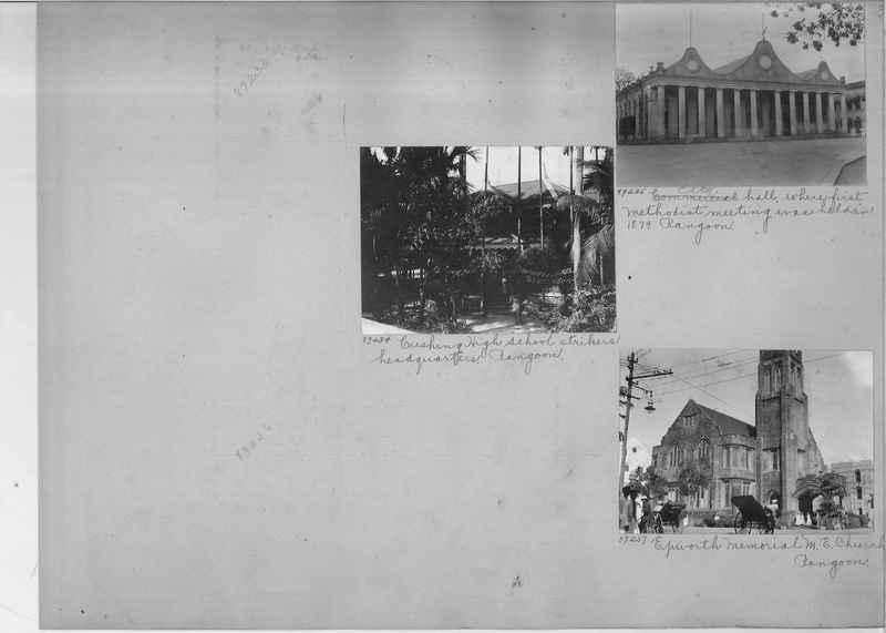 Mission Photograph Album - Burma #2 page 0003