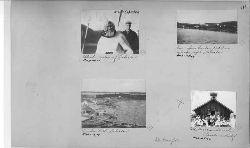 Mission Photograph Album - America #2 page 0115