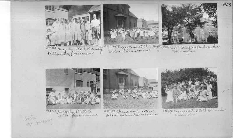 Mission Photograph Album - Cities #14 page 0213