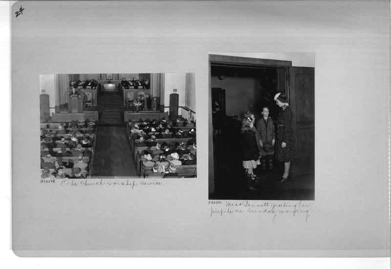 Mission Photograph Album - Religious Education #2 page 0024