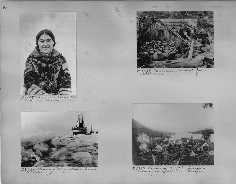 Mission Photograph Album - Alaska #1 page 0010